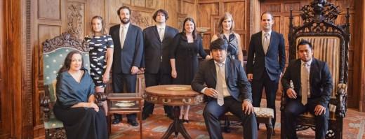 Cappella Romana Presents The Bird Ensemble