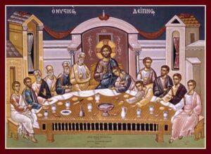 Mystical - Adamis MacMillan Kontoglou icon