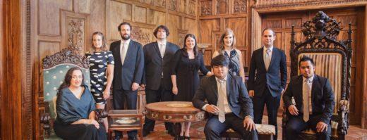 Cappella Romana Presents: The Byrd Ensemble