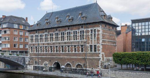 Cappella Romana in Namur, Belgium