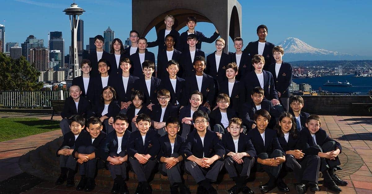 Cappella Romana Presents: The Northwest Boychoir