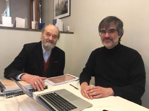 Alexander Lingas and Arvo Pärt