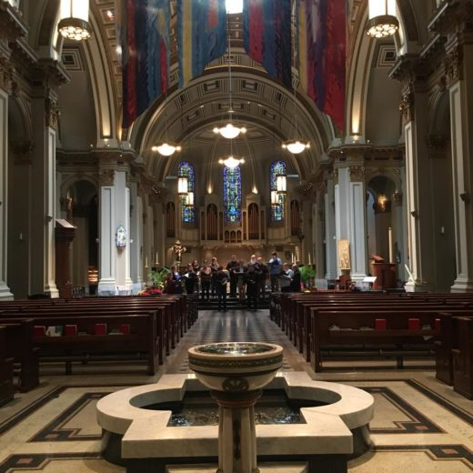 Cappella Romana Rehearsing Venice in the East