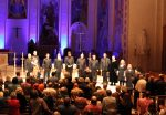 Cappella Romana performing Heaven and Earth: A Song of Creation at St. Mary's in Portland.
