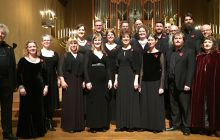 Cappella Romana: They Are At Rest at St. Mark's Cathedral in Seattle