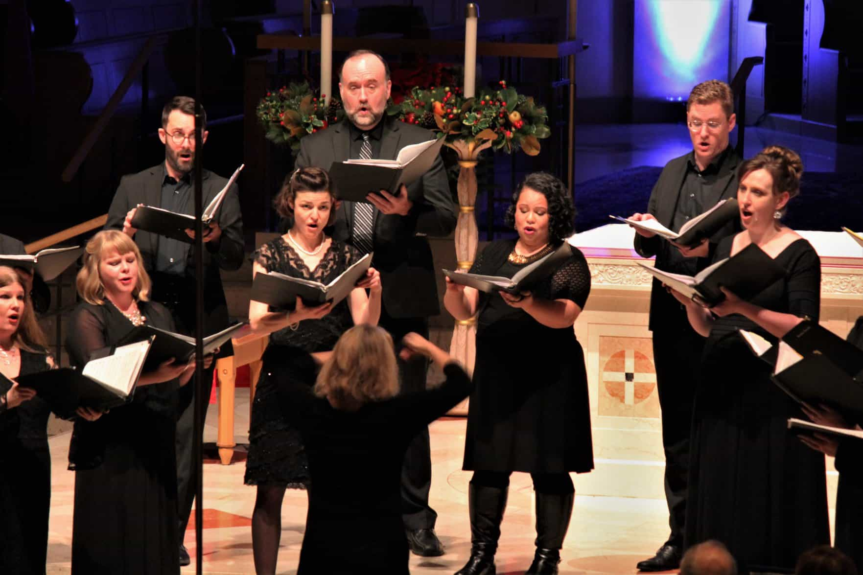 Cappella Romana - Dec. 22 at St. Mary's Cathedral in Portland