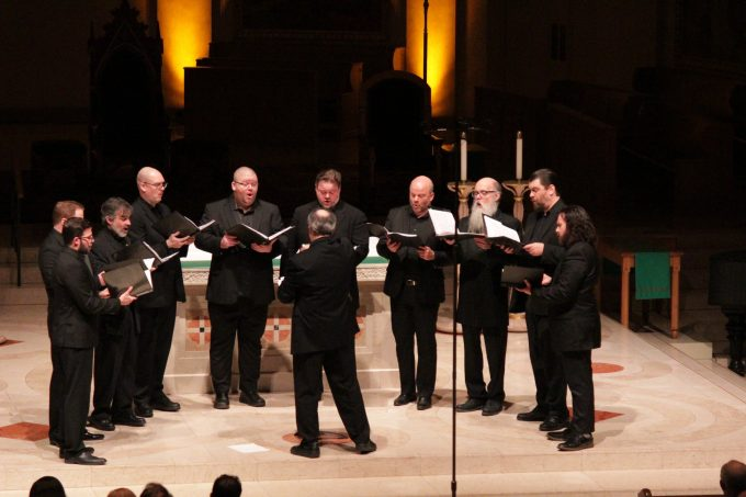"Cappella Romana performs ""Lost Treasures of Armenia"""