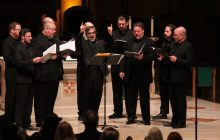 "Alexander Lingas leads Cappella Romana ""Lost Treasures of Armenia"""