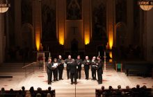 "Cappella Romana performs ""Lost Treasures of Armenia"" with guest conductor Haig Utidjian"