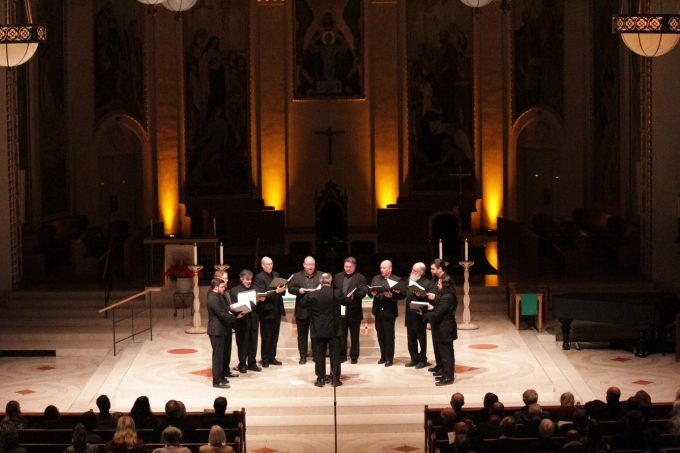 Cappella Romana performs