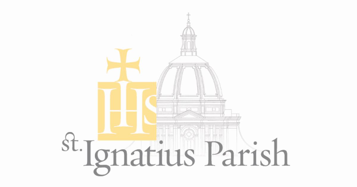 St. Ignatius Parish logo